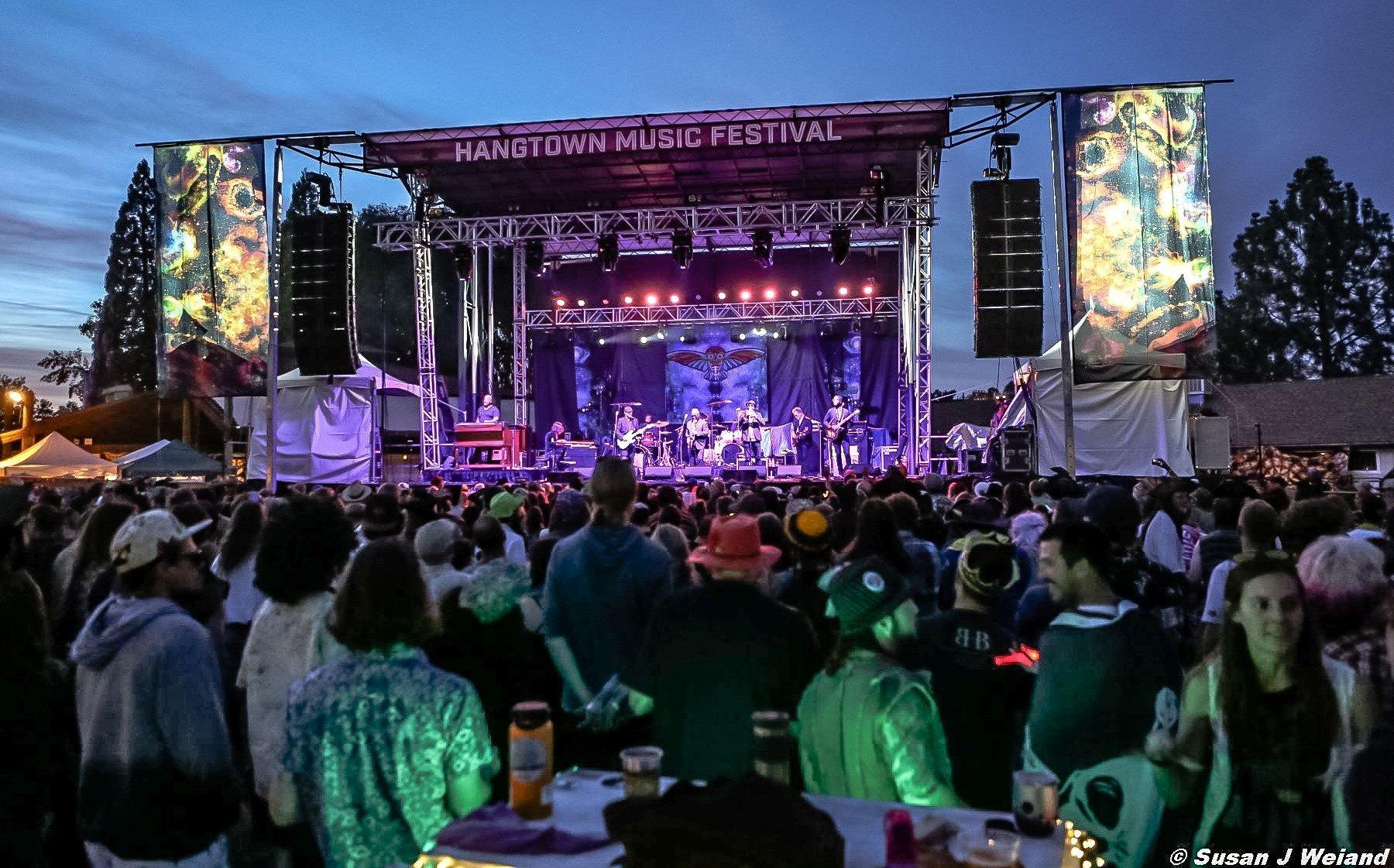 Hangtown Music Festival 2021